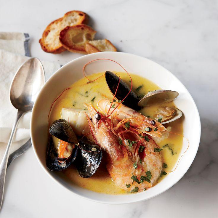 provenal fish stew - Fish Stew Ina Garten