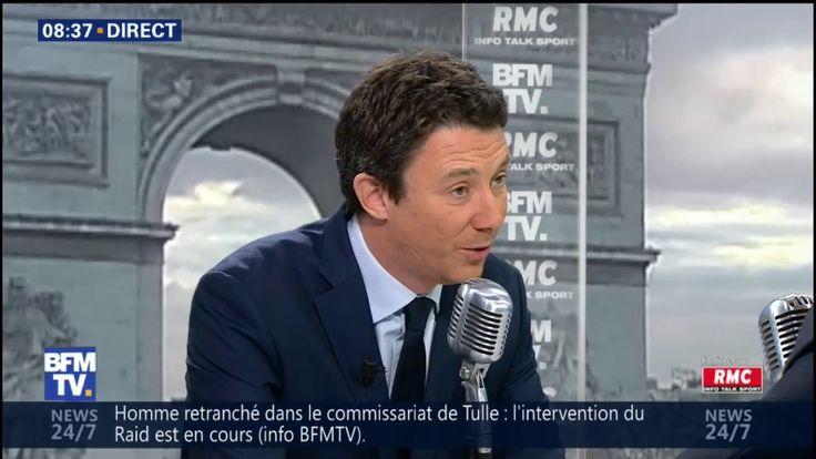 """Emmanuel Macron au Burkina Faso: """"C'est le discours d'un jeune président à un jeune continent"""", déclare Benjamin Griveaux"""