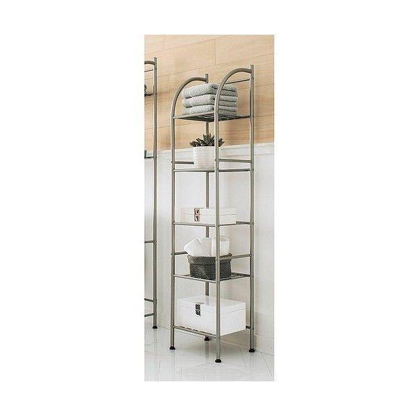 Brushed Nickel Bathroom Shelving Unit: Best 25+ Metal Shelving Units Ideas On Pinterest