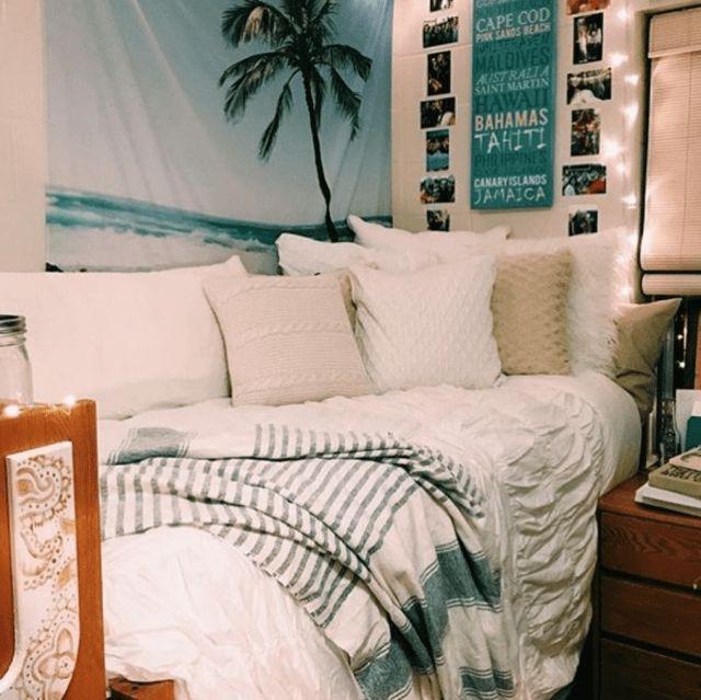 Einzigartige College Dorm Room Decor Essentials, damit Sie für die Schule bereit sind