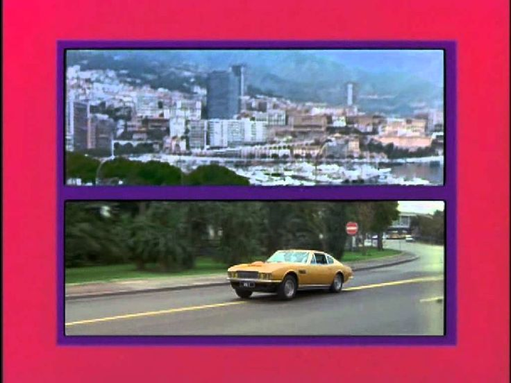 The Persuaders - Main Title (best intro ever made!)