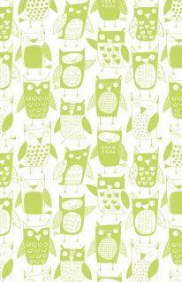 Owls | Loboloup -- should be on Fab but hasn't been yet.  I saw Loboloup's booth at ICFF 2013 and loved all the patterns