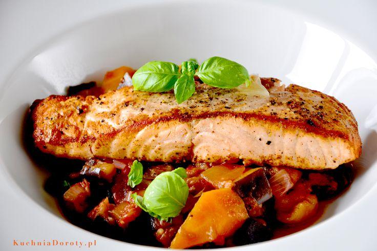 łosoś przepis, łosoś, ryby, ryba, ryby przepisy, ryby przepis, przepisy, obiad, obiad w 30 min, szybki obiad,