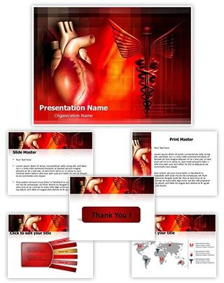 40 bästa bilderna om blood powerpoint presentation templates på, Modern powerpoint