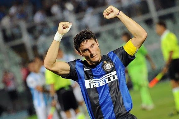 How Javier Zanetti turned down Real Madrid