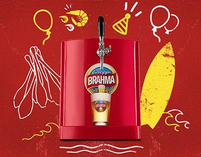 "Check out new work on my @Behance portfolio: ""Chopp Brahma Express - Aniversário"" http://be.net/gallery/53655633/Chopp-Brahma-Express-Aniversario"