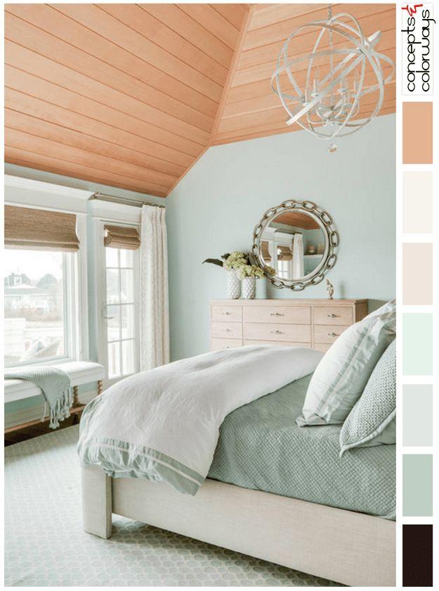 Mint Bedroom Goals