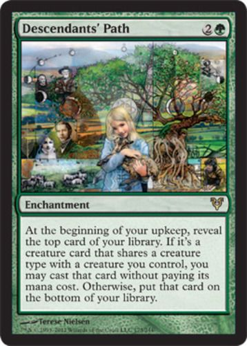 Descendants' Path RelentlessMTG Magic the Gathering singles, playsets, lots, foils, gifts & decks for sale. New mtg cards from Kaladesh, Shadows over Innistrad, Eldritch Moon, Battle for Zendikar, Modern, Standard & Commander for your collection.