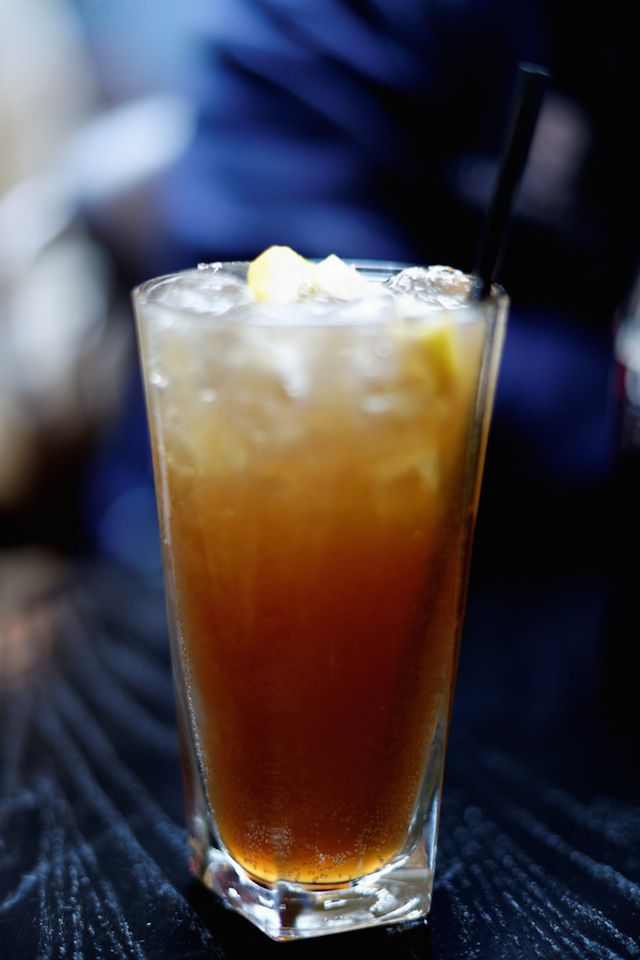 The best Long Island Ice Tea you'll ever have