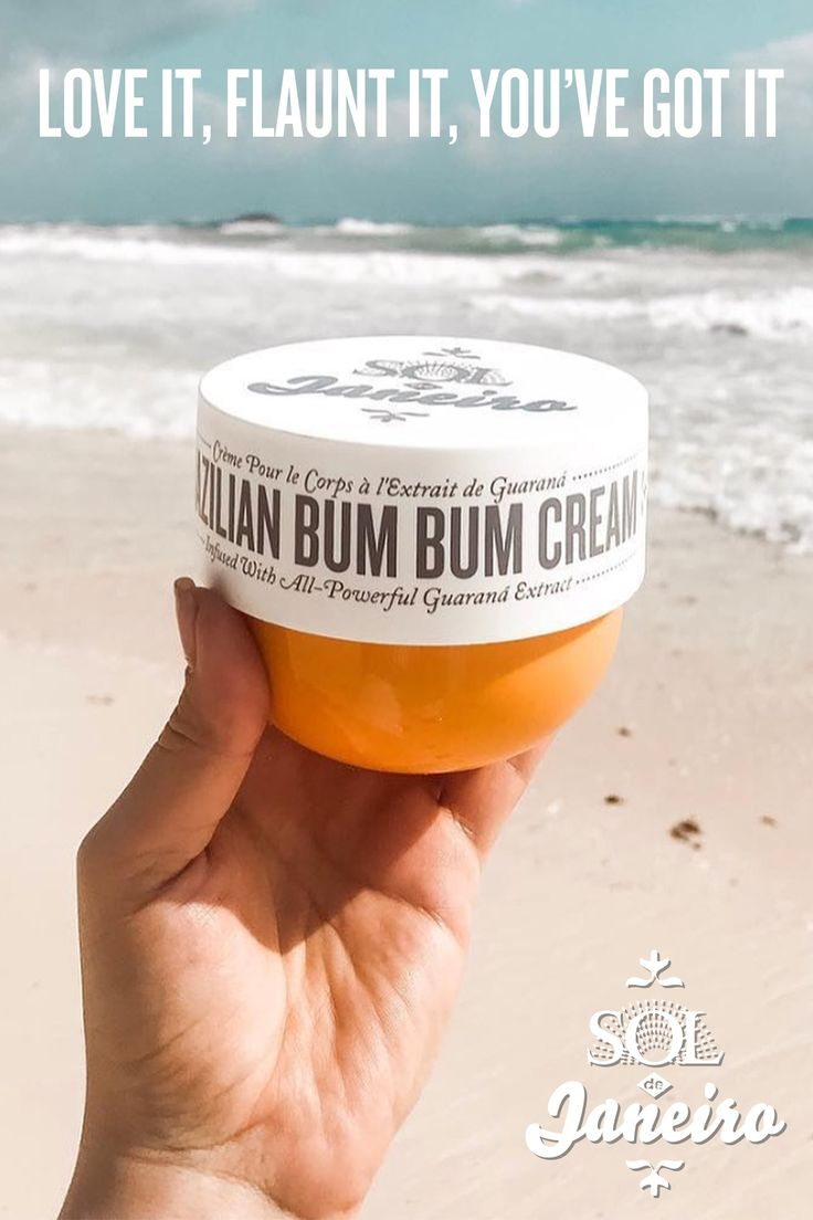 """Our award-winning, cult favorite Brazilian Bum Bum Cream is a luxurious all-over body cream that absorbs quickly to help visibly tighten the appearance of skin. Infused with all-powerful caffeine-rich Guaraná extract and a cocktail of Cupuaçu Butter, Açaí Oil, and Coconut Oil, this fast-absorbing cream with our addictive Pistachio and Salted Caramel fragrance will bring out your most radiant skin ever. Try it and see what the """"Bum Bum"""" effect is all about."""