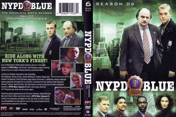 NYPD Blue Season 6
