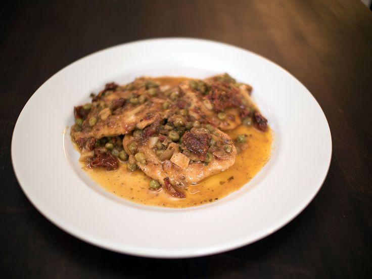 Chef Nick Stellino: Chicken Scallopini