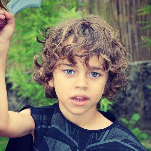 Tagli di capelli per bambini è difficile scegliere un nuovo look per ...