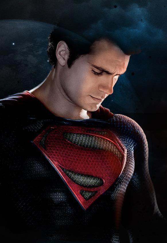 Man Of Steel - look at those eyelashes ... Mmmmmm