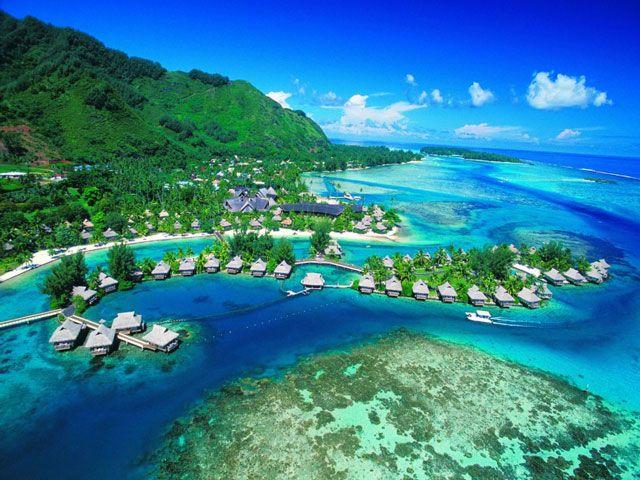 Luna de miere Polinezia franceză de turism