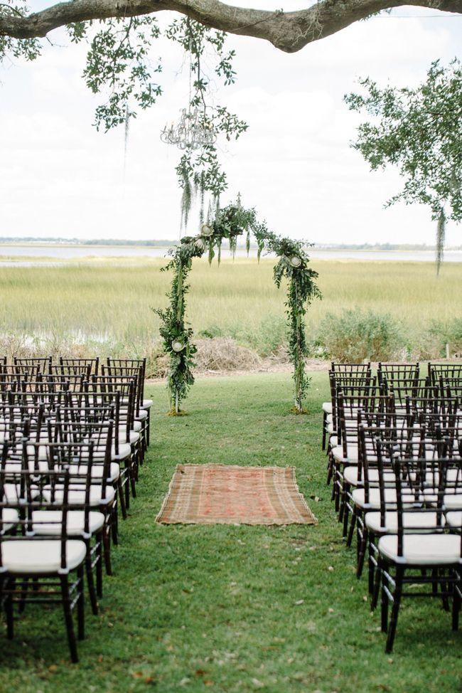 Chic Lowndes Grove Wedding I Sean Money + Elizabeth Fay