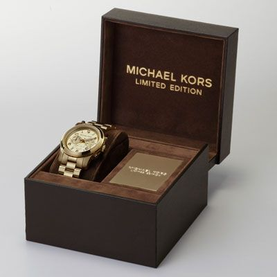 Orologio Michael Kors by Fossil in limited edition