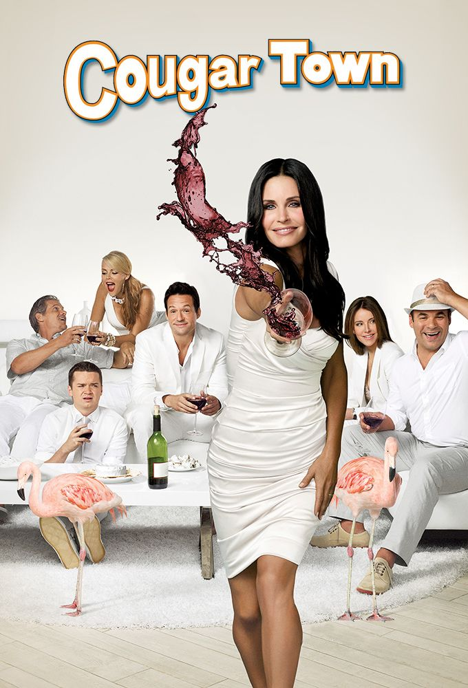 Even the folks from Cougar Town love wine!