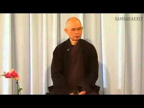 Thich Nhat Hanh - Apagar la Radio Interior.SubEsp 2013