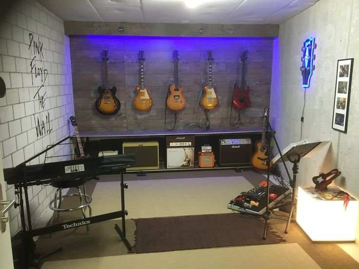 Man Cave Ideas Music : Best music room images rooms guitar