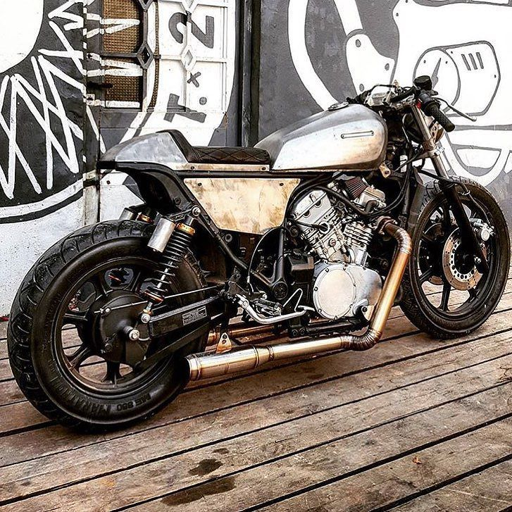 kawasaki vulcan 750 cafe racer kawasaki get image about description hell racer kawasaki vulcan 750 caferacer by customscalifornia of