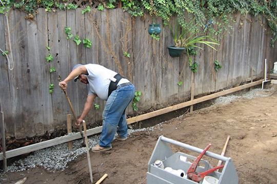 How To Install A French Drain Diy Or Professional