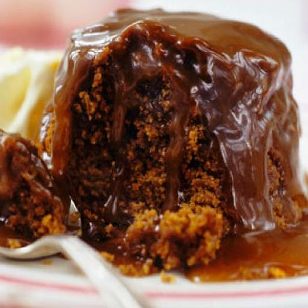 Sticky Toffee Pudding Recipe from Grandmother's Kitchen