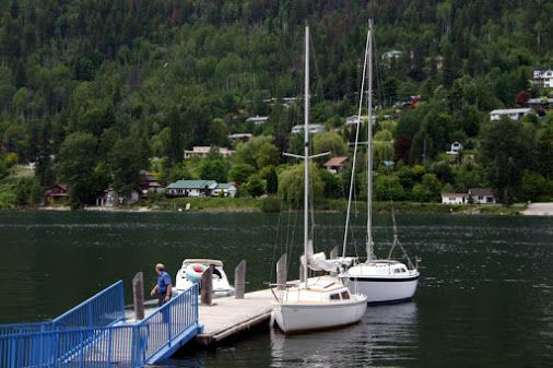 Park #ContentMarketing: Lakeside Rotary Park in #Nelson, BC.  Provide your 2 cents