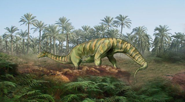 first dinosaurs approximately 230 million years ago