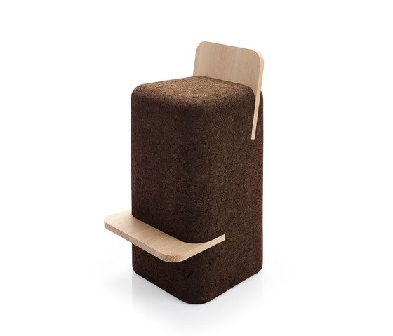 Cut High Stool de Blackcork | Architonic
