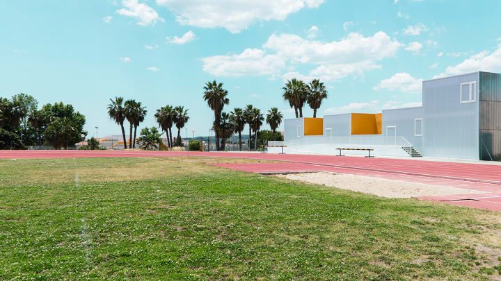 Multifunctional Building in Municipal Sports Facilities