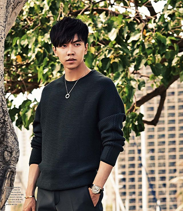 If You Can Believe It! Leftover Shots Of Lee Seung Gi In Harper's Bazaar Korea's August 2013 Issue : Couch Kimchi