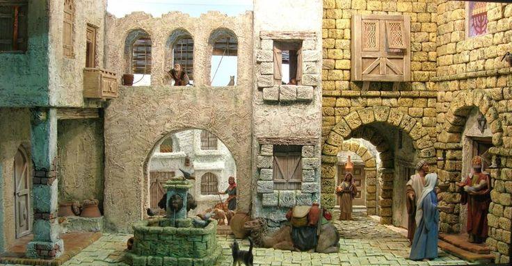 Asociación de Belenistas de Badajoz - Dioramas 2006-2007