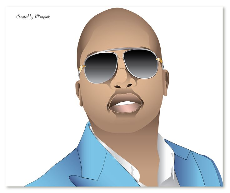 Close up. #client #support #myhobby #growing #stepbystep #illustration #vector #fashion #menwithstyle #blue #suit #style #face #closeup #sunglasses #swag #instaswag #instaillustration
