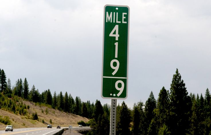 The incredibly obvious reason why 420 mile markers are disappearing.