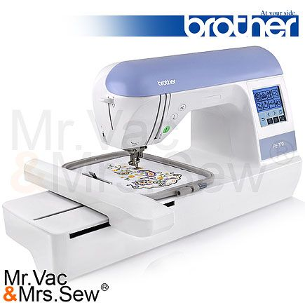 32 Best Images About Brother PE 770 Embroidery Machine On