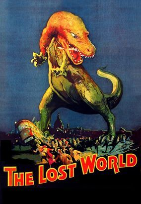 The Lost World (1925) Directed by William Dowling / Harry Hoyt