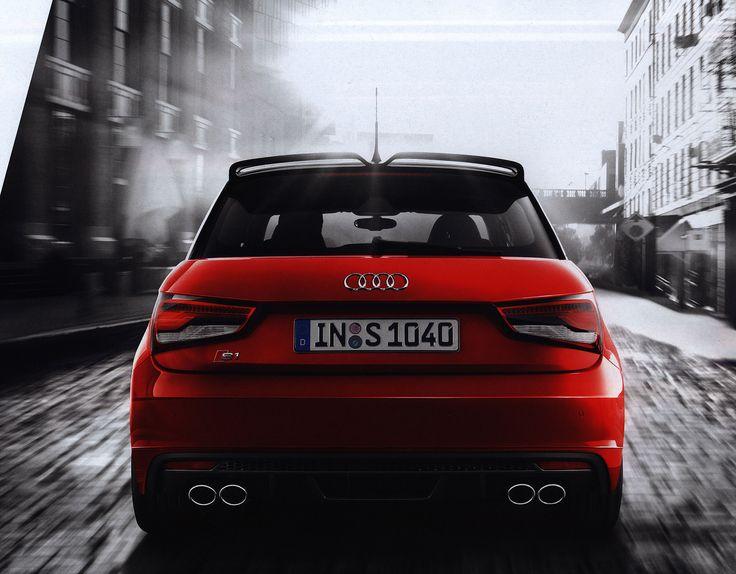 https://flic.kr/p/MTzz9M   Audi A1, A1 Sportback, S1, S1 Sportback; 2015_2