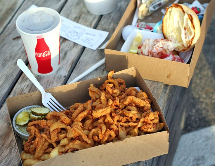 10 Best Clam Shacks in New England #hungry