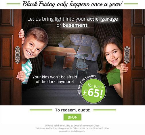 #BlackFriday #Offer