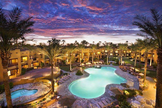 Wigwam Resort PKG March - AZ