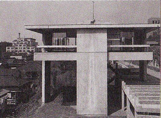 11 best casa el palomar las palomas images on pinterest - Takanawa house by o f d hiroyuki ito ...