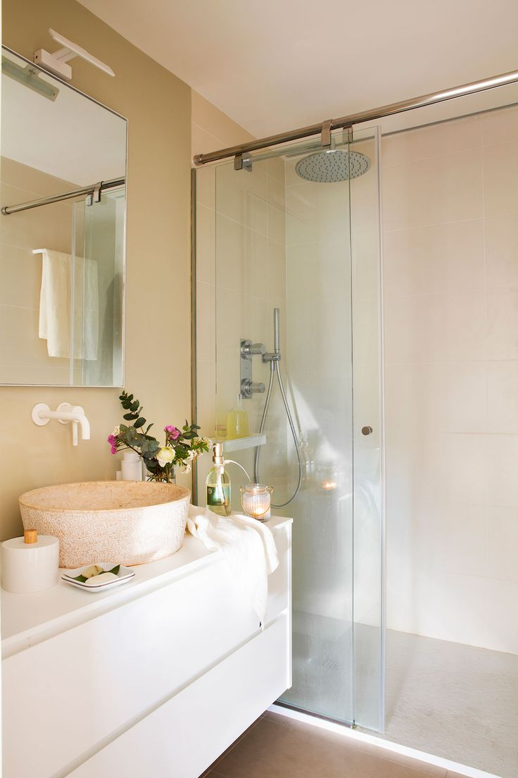 Elegir la mampara del baño: qué debes tener en cuenta para acertar