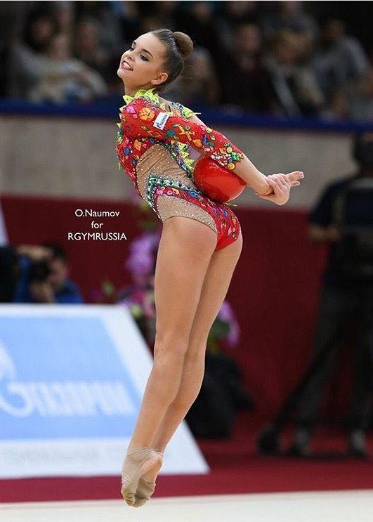Dina Averina (RUS) Moscow Grand Prix 2018
