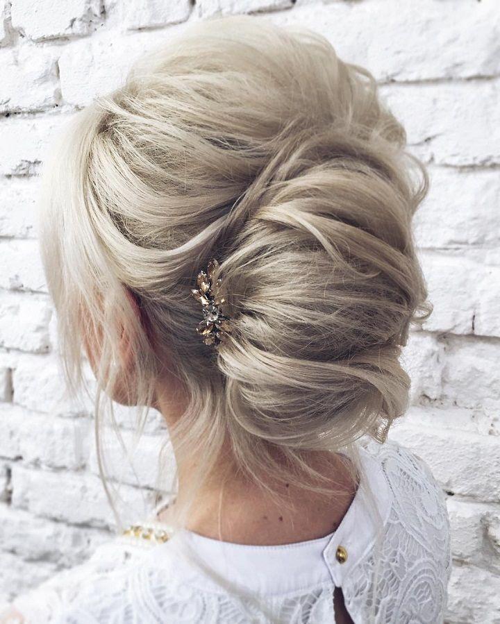 Beautiful French Twist Wedding Updos Hairstyles Weddinghair Weddinghairstyles Frenchtwist