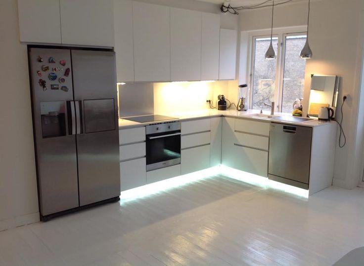 Cucine Moderne Con Frigo Esterno.Risultati Immagini Per Cucine Con Frigorifero A Vista Nel