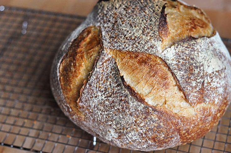 Tartine Bread: Basic Country Bread — Recipe Reviews