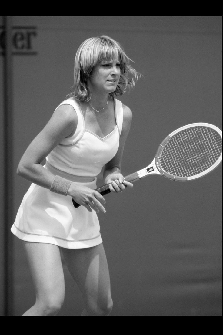 460 best Chris Evert images on Pinterest