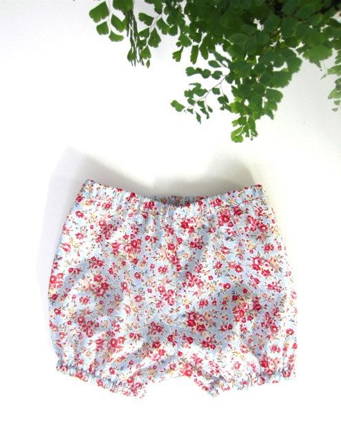 Liberty of London Bloomer Shorts girls summer shorts by lucysplace, $32.90