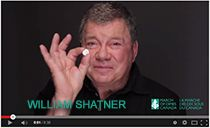 William Shatner March of Dimes Canada Ambassador - Please help support this worthy cause!